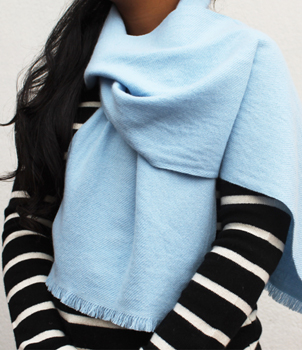 High thickness 100% Cashmere(Pashmina) scarf