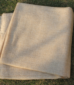 Beige Colour Natural Shawl