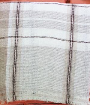 Twill Weave With Stripes Pattern