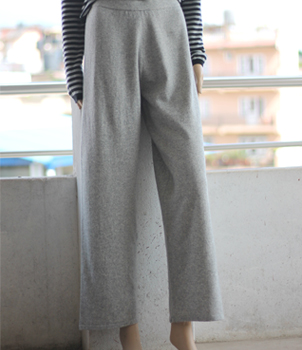 Cashmere Trouser