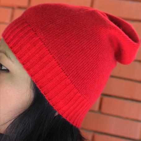 Cashmere Unisex Hat