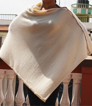 Multi Wear Cashmere Poncho