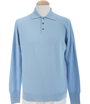 cashmere polo neck mens