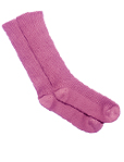 Unisex Cashmere Socks in 100% Pure Cashmere Yarn